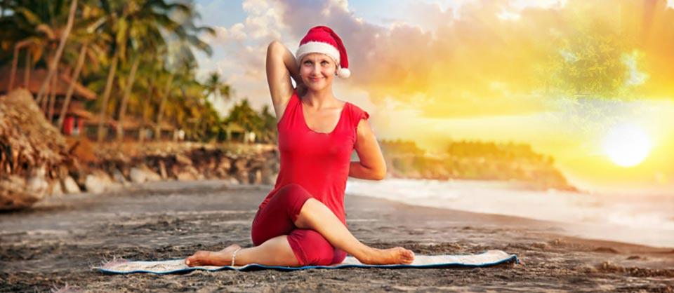 Christmas Yoga Retreats | Christmas Retreats for Singles Rishikesh
